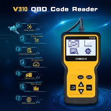 Generic Car <b>V310</b> Mini <b>OBD2</b> Auto Scanner Engine <b>Code</b> Reader ...