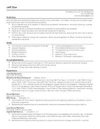 professional senior mechanic templates to showcase your talent resume templates senior mechanic