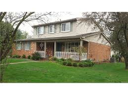 troy homes for troy mi real estate mls listings residential for by 5296 falmouth dr in the troy located in the neighborhood of