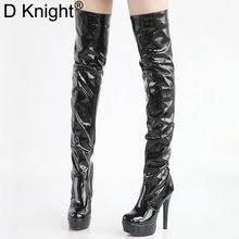 Compare prices on <b>Thigh High</b> Boots for Tall Women - shop the best ...