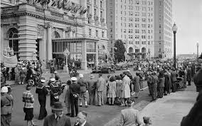 「1945 allies、united nations 50 nations opened the san francisco」の画像検索結果