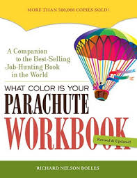 quiz what color is your parachute the toast you look down at the parachute next to you what color is it