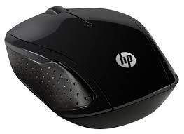 <b>Мышь HP</b> Wireless Mouse <b>200</b> X6W31AA Black USB — купить по ...