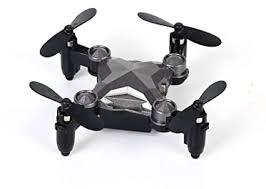 2.4G WiFi DH-120 Luggage Drone <b>Mini Folding</b> Quadcopter <b>Remote</b> ...