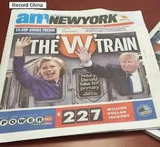 「トランプvsクリントン」の画像検索結果