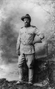 file theodore roosevelt in military uniform jpg file theodore roosevelt in military uniform 1898 jpg