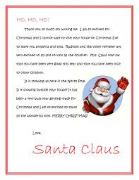 printable letter from santa template best business template letter from santa 001 printables christmas templates santa