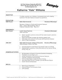 examples of summary in resume  seangarrette coexamples