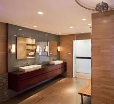 the bathroom picture below shows even illumination and the finishes stay true this is the effect you would like to achieve with the general lighting bathroom lighting tips