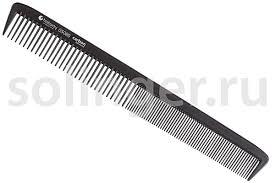 <b>Карбоновая расческа</b> Hairway Carbon Advanced (220 мм) (арт ...