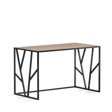 Рабочий <b>стол Oxford</b> black темный дуб - Intelligent design