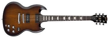 <b>Электрогитара Gibson SG</b> '50s <b>Tribute</b> — купить по выгодной ...