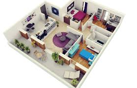 Bedroom Apartment Plans Three Bedroom Houses  Truefallacy cobedroom apartment plans   three bedroom houses