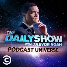The Daily Show Podcast Universe