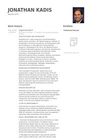 resume samples for construction superintendent resume samples our superintendent resume