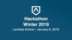Lambda Hackathon Winter 2019 - YouTube