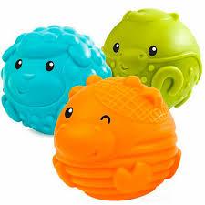 Развивающая игрушка <b>B kids Игровые фигурки</b> - шарики ...