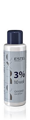 <b>ESTEL</b> PROFESSIONAL <b>Оксигент 3</b>% / <b>DE LUXE</b> 60 мл купить в ...