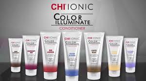 <b>CHI</b> ionic <b>color</b> illuminate. Все про <b>оттеночные кондиционеры</b> ...