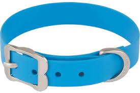 <b>Ошейники из ПВХ</b>: Ошейник Red Dingo из ПВХ Vivid PVC Blue ...
