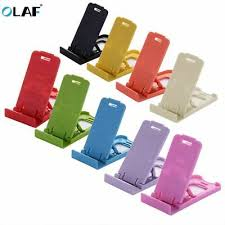<b>Olaf</b> Universal ABS Mobile <b>Phone Holder</b> Table Desk <b>Phone Stand</b> ...