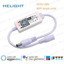 <b>WIFI</b> Bluetooth single <b>color</b> RGB RGBW strip <b>controller</b> IR24K ...