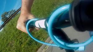 Пример видеозаписи Экшн-камеры <b>OnReal B1-BS</b> - YouTube