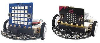 Banana Pi MoonCar Kit for BPI:bit and <b>Micro:bit</b> - <b>robot</b> kit ...
