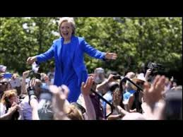 Image result for hillary clinton campaigning in iowa
