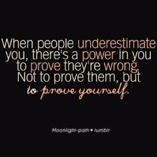 Prove yourself #power #quotes | Quotes | Pinterest | Quote and People via Relatably.com