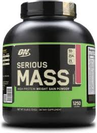 Optimum Nutrition <b>Serious Mass</b> Weight Gainers/Mass Gainers Price ...