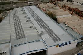 industrial roof repair