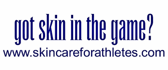 Skin Care for Athletes: Got Skin in the Game? Try Skin Care for Athletes!!!  Absolutely incredible skin care products!!!!