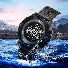 GEMIXI Watch High End <b>Fashion Men's 30M</b> Waterproof Electronic ...