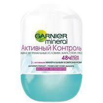 <b>Дезодорант</b>-<b>антиперспирант Garnier Mineral</b> Активный контроль ...