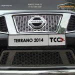 <b>Решетка радиатора верхняя</b> и нижняя <b>лист</b> Nissan Terrano 2014 ...