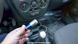 тест автомобильного <b>ионизатора</b> воздуха. алиэкспресс
