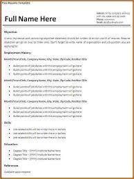 t free resume formats  seangarrette cofree resume format free resume template