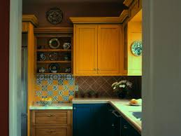 in style kitchen cabinets:  kitchen fascinating tuscan kitchen cabinets pictures ideas amp tips from hgtv kitchen image
