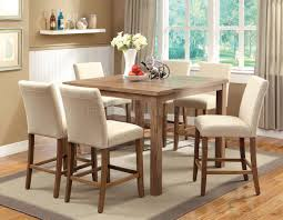 size dining room contemporary counter: full size of dining room ivory white set with upholstered chairs wooden base and square table
