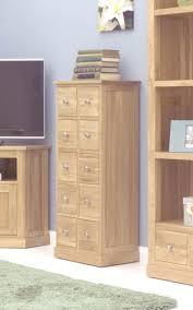 mobel solid oak multi drawer dvd cd storage chest mobel solid oak dvd