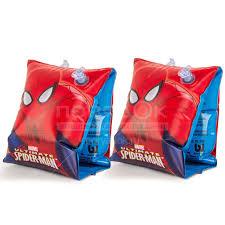 <b>Нарукавники для плавания Bestway</b> Человек паук 98001, 23х15 см