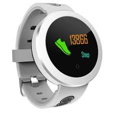 Makibes <b>L6 Smart Watch</b> 1.22 Inch Touch Screen Heart Rate Sleep ...