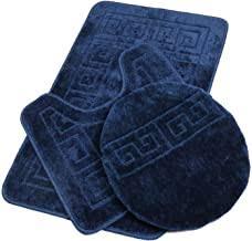 bathroom rugs sets 3 piece - Amazon.com