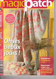 MAGIC PATCH <b>91</b> | <b>Book</b> crafts, <b>Quilt</b> magazine, Sewing magazines