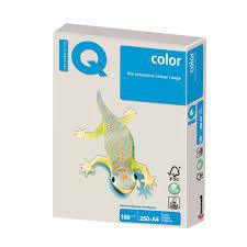 Купить Бумага цветная <b>IQ color</b>, А4, 160 г/м2, 250 л., тренд 110824