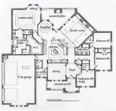 Luxury Style House Plans   Square Foot Home   Story     Texas House Plans    newconstruction  floorplans