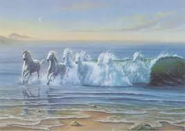 Resultado de imagem para vento formando cavalo