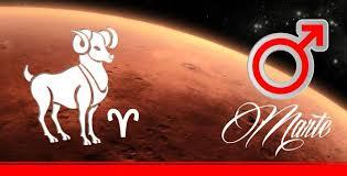Resultado de imagen para marte en aries astrología