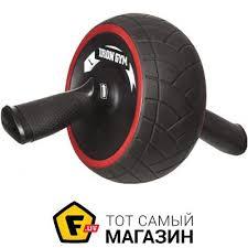 ᐈ КОЛЕСО ДЛЯ ПРЕССА <b>Iron</b> Gym — купить <b>ролик для пресса</b> ...